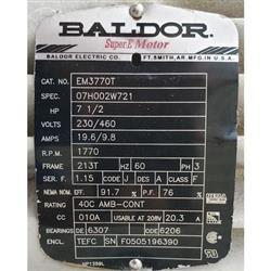 Image NEW YORK BLOWER 24 PLR Plug Fan  1453121
