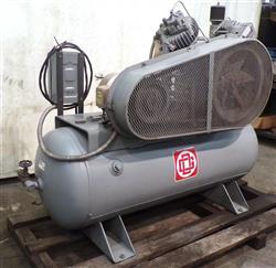 Image GARDNER DENVER 2-Stage Air Compressor 1453354