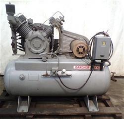 Image GARDNER DENVER 2-Stage Air Compressor 1453355