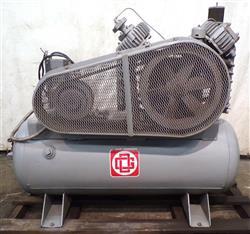 Image GARDNER DENVER 2-Stage Air Compressor 1453356