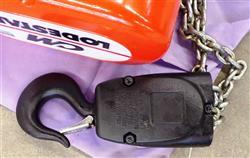 Image CM LODESTAR Electric Chain Hoist - Model RR 1453548