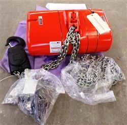 Image CM LODESTAR Electric Chain Hoist - Model RR 1453550