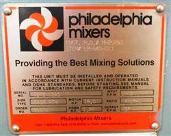 Image PHILADELPHIA MIXERS Gearbox / Mixer Driver 1453612