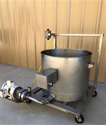 Image 60 Gallon Balance Tank with AMPCO Centrifugal Pump 1453959