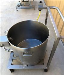 Image 60 Gallon Balance Tank with AMPCO Centrifugal Pump 1453962