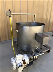 Image 60 Gallon Balance Tank with AMPCO Centrifugal Pump 1453963