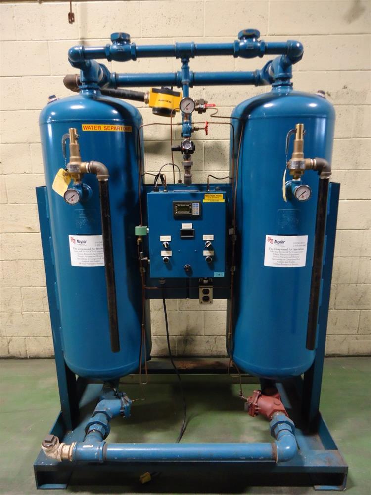 Image AIR-PRO Heatless Regenerative Dessicant Air Dryer 1453993