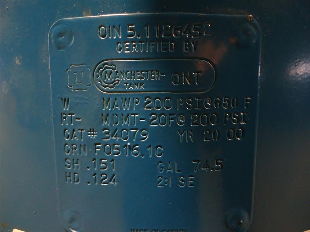 Image AIR-PRO Heatless Regenerative Dessicant Air Dryer 1454002