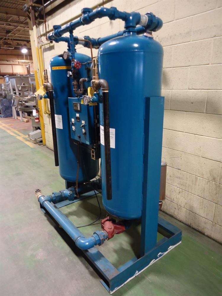 Image AIR-PRO Heatless Regenerative Dessicant Air Dryer 1453994