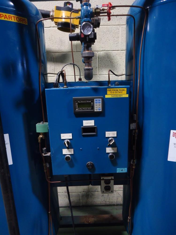 Image AIR-PRO Heatless Regenerative Dessicant Air Dryer 1453997