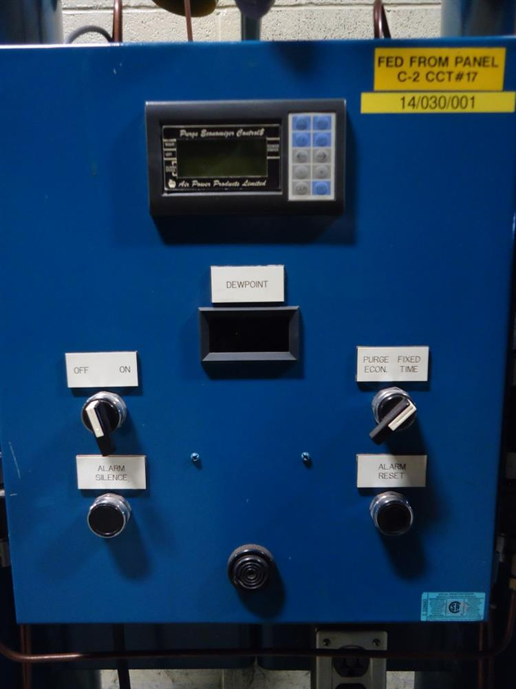 Image AIR-PRO Heatless Regenerative Dessicant Air Dryer 1453998