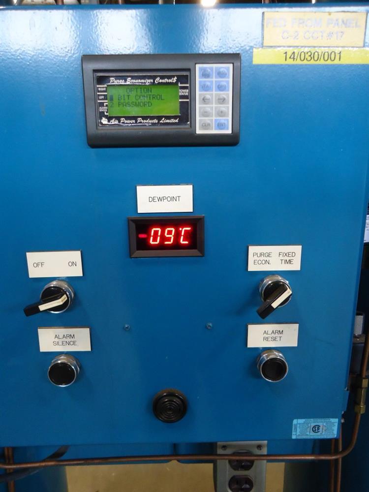 Image AIR-PRO Heatless Regenerative Dessicant Air Dryer 1453999