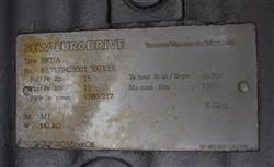 Image AMPCO ZP3-220 Rotary Lobe Pump - Stainless Steel, Sanitary 1454255