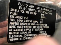Image FLUID AIR Laboratory Scale Fluid Bed Dryer 1454575