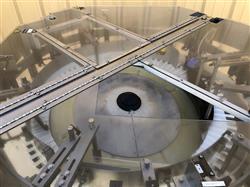 Image HOPPMANN FS40 Centrifugal Feeder Sorter Unscrambler - Stainless Steel 1454898