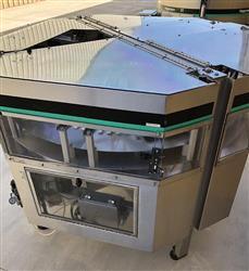 Image HOPPMANN FS40 Centrifugal Feeder Sorter Unscrambler - Stainless Steel 1454899