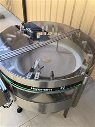 Image HOPPMANN FS40 Centrifugal Feeder Sorter Unscrambler - Stainless Steel 1454909