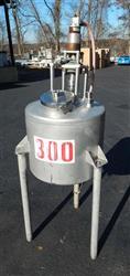 Image 40 Gallon CREPACO Mixing Tank 1454980