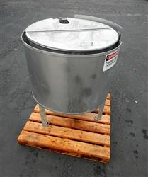 Image 100 Gallon Jacketed Kettle - Stainless Steel 1454991