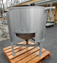 Image 100 Gallon Jacketed Kettle - Stainless Steel 1454992