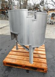 Image 100 Gallon Jacketed Kettle - Stainless Steel 1454994
