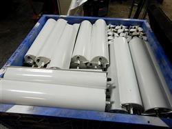 Image Lot of Z Lift Type Conveyor Buckets 1455044