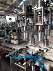 Image METAX MXM-3000 Bottle Filling Capping Machine 1455183