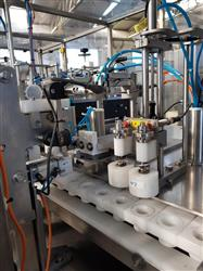 Image METAX MXM-3000 Bottle Filling Capping Machine 1455184