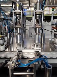 Image METAX MXM-3000 Bottle Filling Capping Machine 1455196