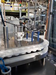 Image METAX MXM-3000 Bottle Filling Capping Machine 1455197