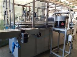 Image METAX MXM-3000 Bottle Filling Capping Machine 1455175
