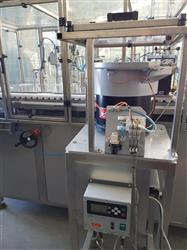 Image METAX MXM-3000 Bottle Filling Capping Machine 1455206