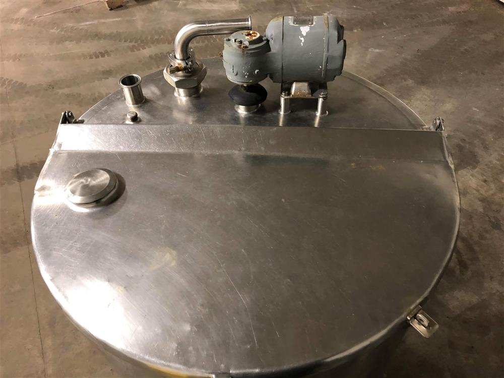 Image 150 Gallon Mixing Tank 1455522