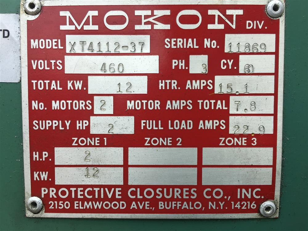 Image MOKON XT4112-37 Temperature Controller 1455629
