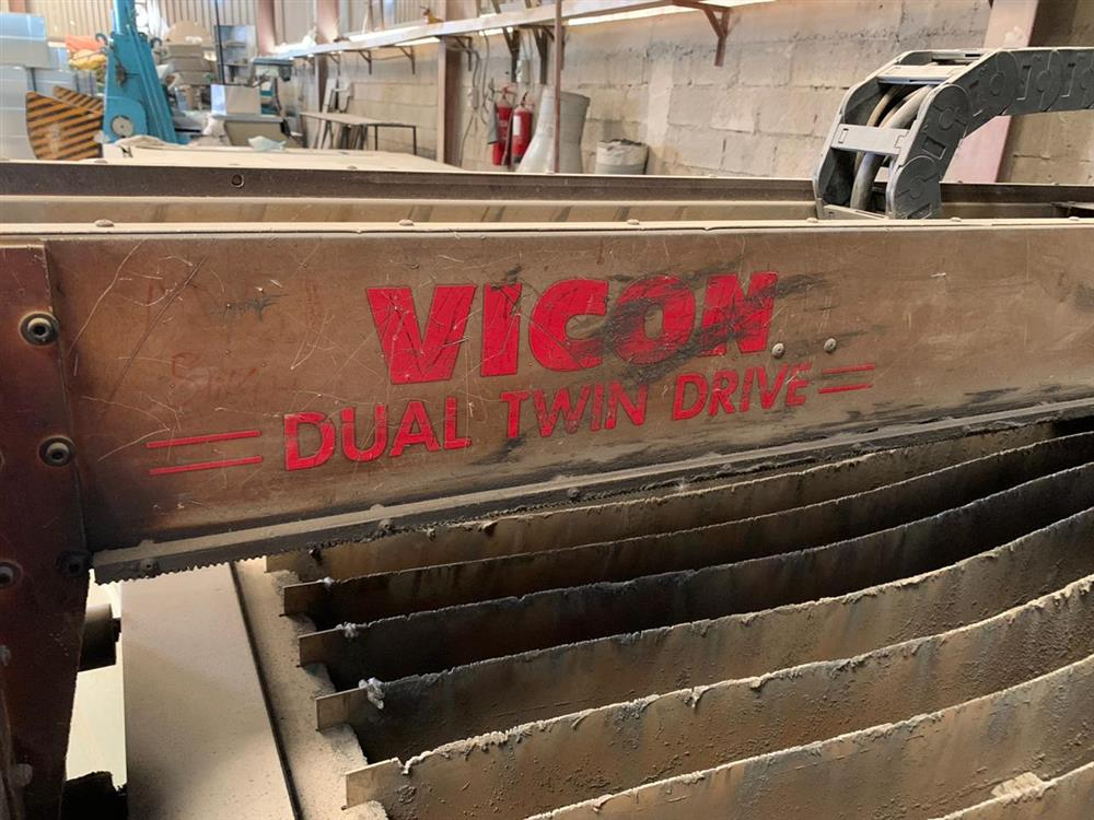 Image VICON Double Table CNC Plasma Sheet Cutter 1455636