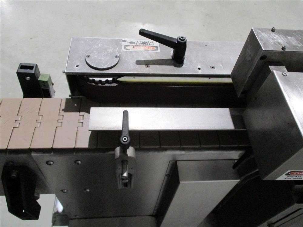 Image IMA FARMOMAC Monoblock Filler Capper with ARTEL Wrap Around Labeler 1455725