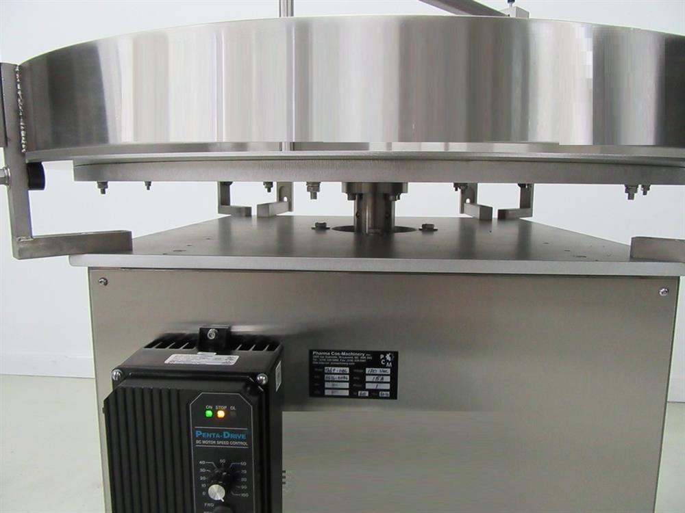 Image IMA FARMOMAC Monoblock Filler Capper with ARTEL Wrap Around Labeler 1455912