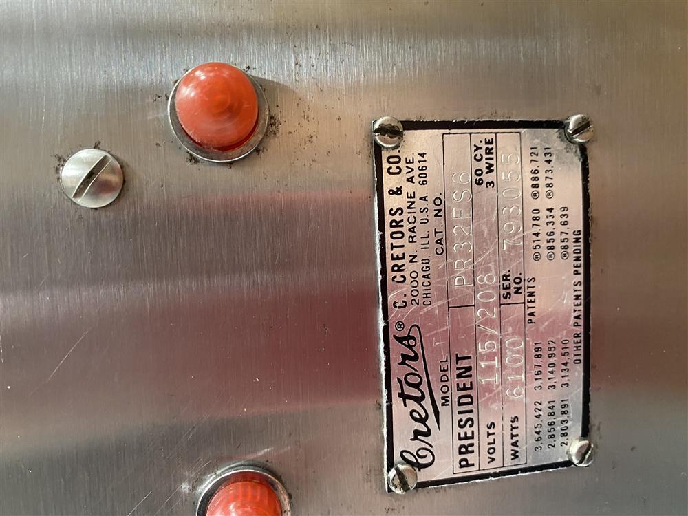 Image 32 oz. CRETORS Oil Popcorn Popper 1488625