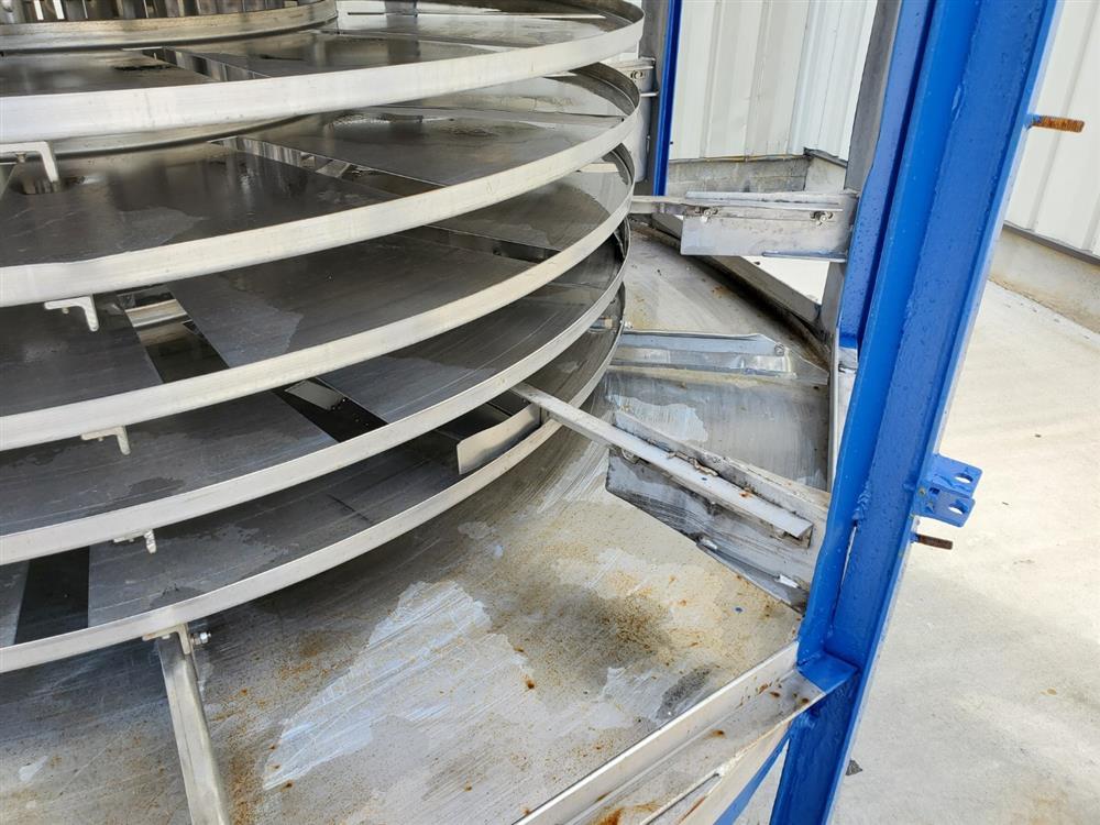 Image WYSSMONT N18 Turbo Tray Dryer 1501635
