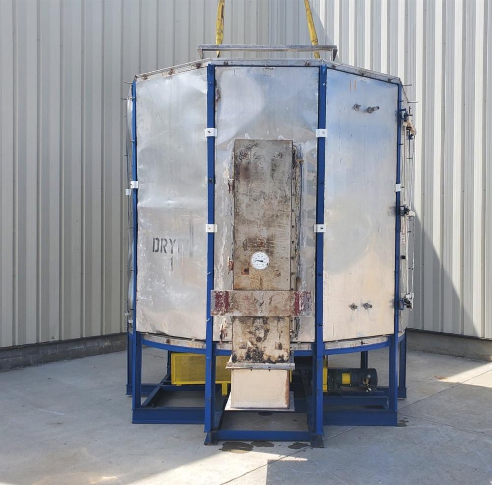 Image WYSSMONT N18 Turbo Tray Dryer 1501630