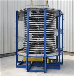 Image WYSSMONT N18 Turbo Tray Dryer 1501632