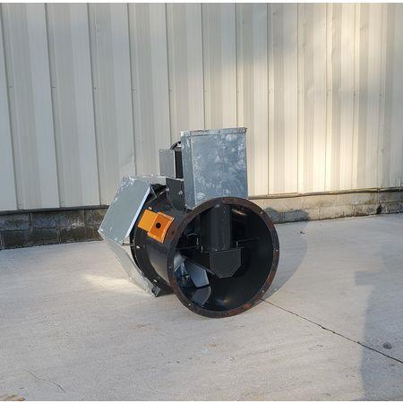 Image 1.5 HP DAYTON 4C661B Tubeaxial Belt Driven Fan 1456059