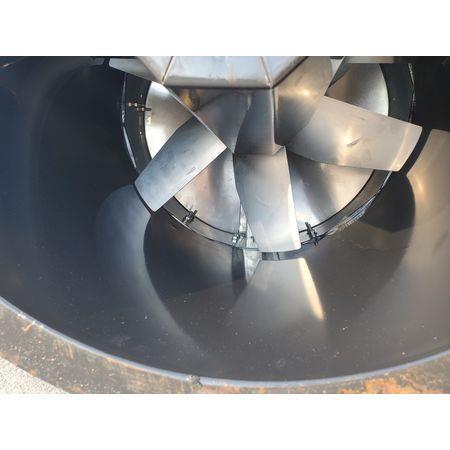 Image 1.5 HP DAYTON 4C661B Tubeaxial Belt Driven Fan 1456067