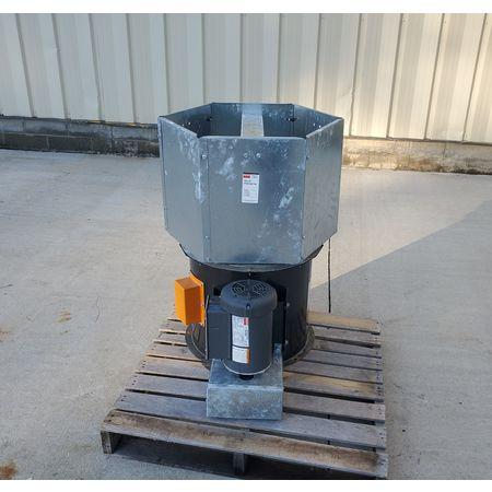 Image 1.5 HP DAYTON 4C661B Tubeaxial Belt Driven Fan 1455758
