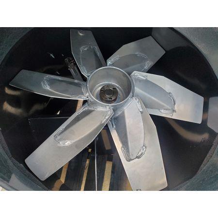 Image 1.5 HP DAYTON 4C661B Tubeaxial Belt Driven Fan 1456064