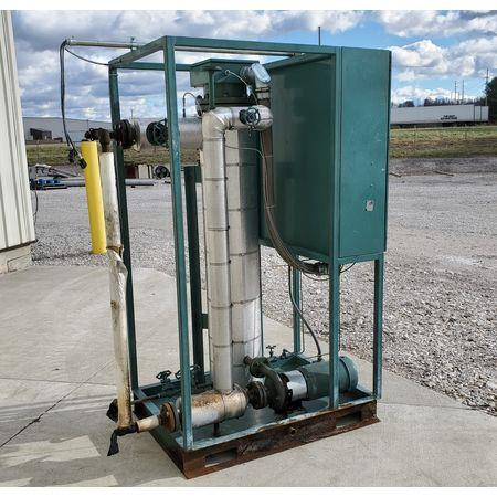 Image HEAT EXCHANGE AND TRANSFER Hot Oil Heater System Thermal Fluid 1456087