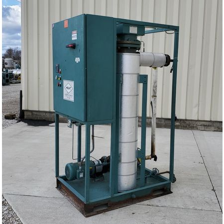 Image HEAT EXCHANGE AND TRANSFER Hot Oil Heater System Thermal Fluid 1455775