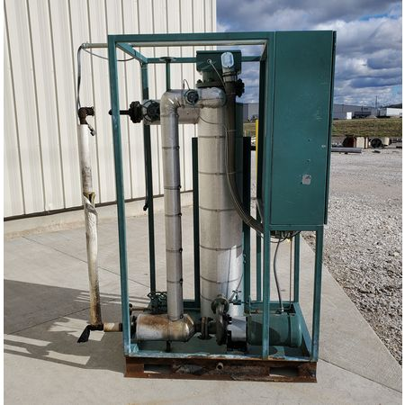 Image HEAT EXCHANGE AND TRANSFER Hot Oil Heater System Thermal Fluid 1455776