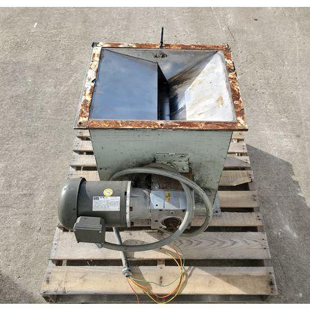 Image 10in Dia. Rotary Drum Magnet Magnetic Separator 1455781