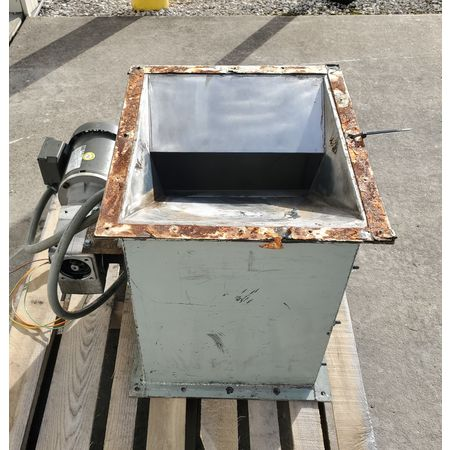 Image 10in Dia. Rotary Drum Magnet Magnetic Separator 1455782
